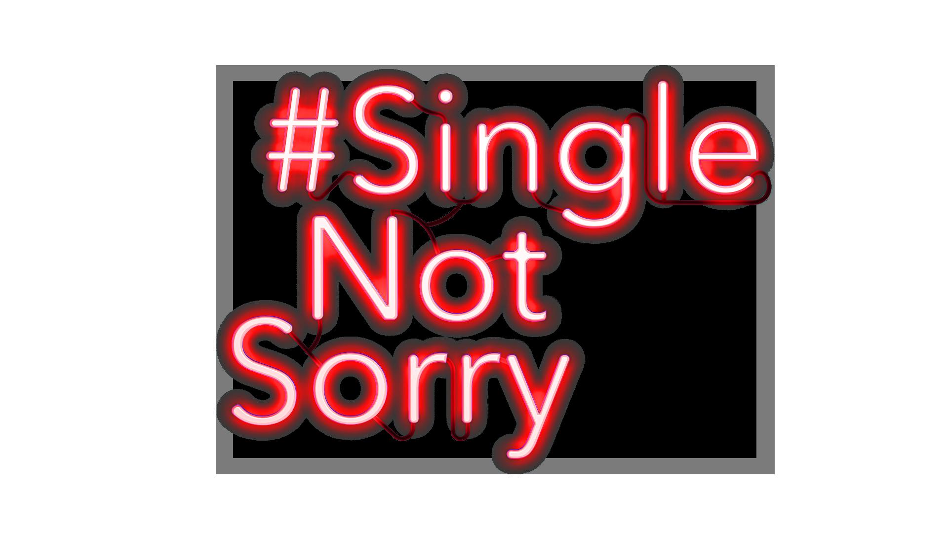 singlenotsorry